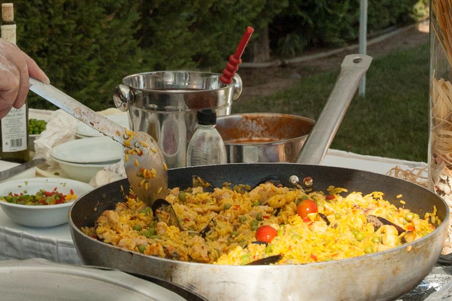 Παραδοσιακή paella