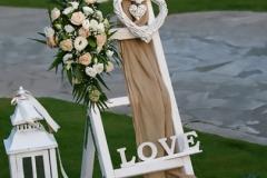 igglesi-διακόσμηση γάμου